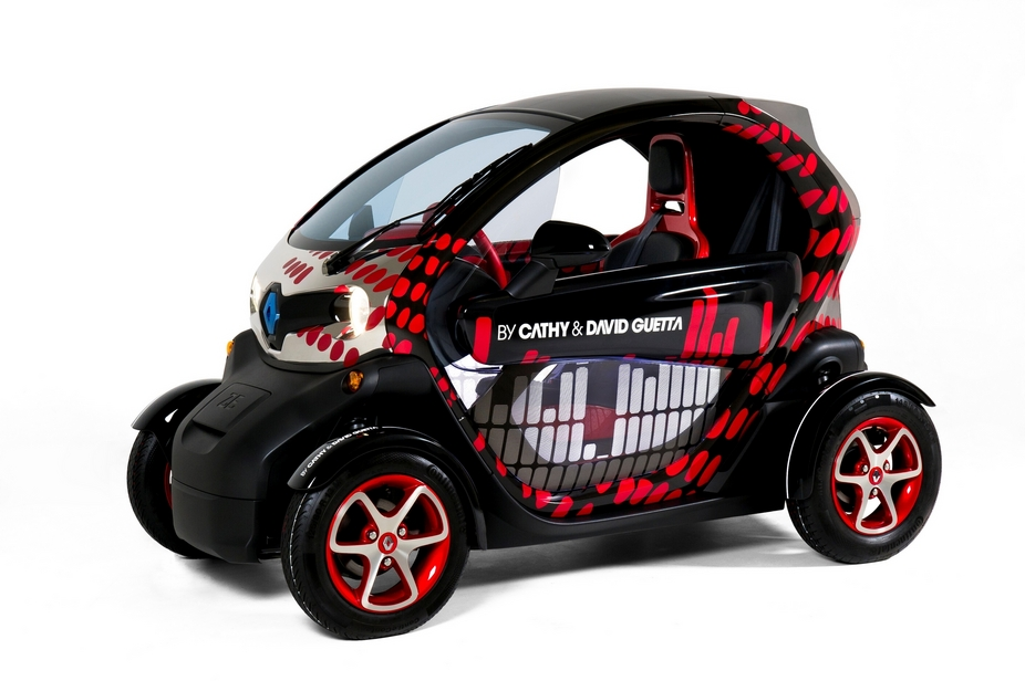 david and cathy guetta market special edition renault. Black Bedroom Furniture Sets. Home Design Ideas