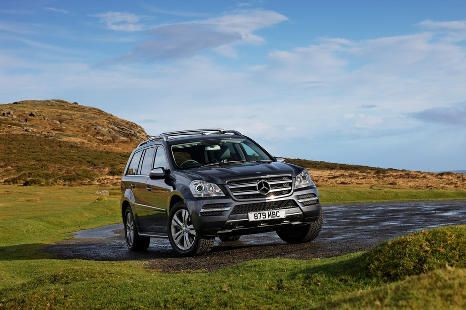 mercedes benz gl 350 cdi blueefficiency 4matic 1 photo. Black Bedroom Furniture Sets. Home Design Ideas