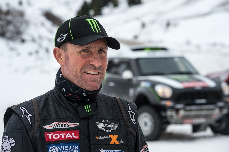 Peterhansel has won the dakar rally 11 times the most of any driver