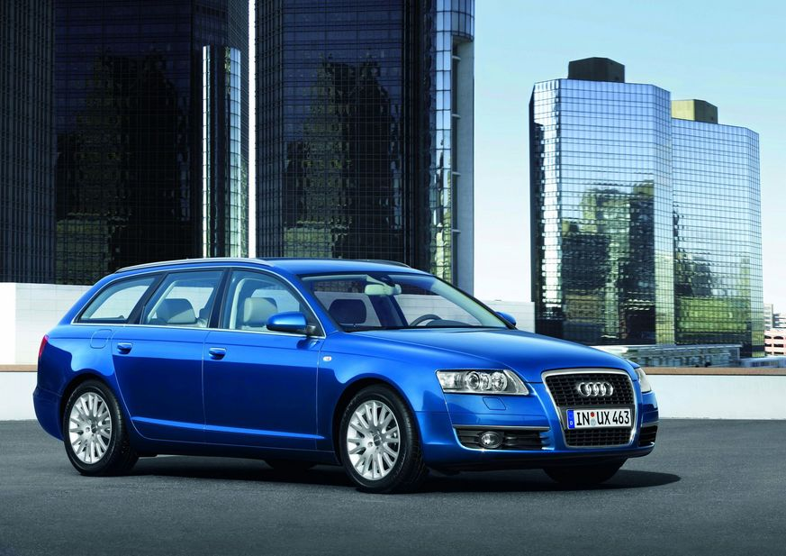 Audi tdi wagon mpg 10