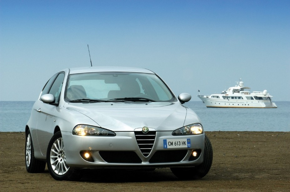 alfa romeo 147 1 9 jtd 16v progression 3 photos and 75 specs. Black Bedroom Furniture Sets. Home Design Ideas