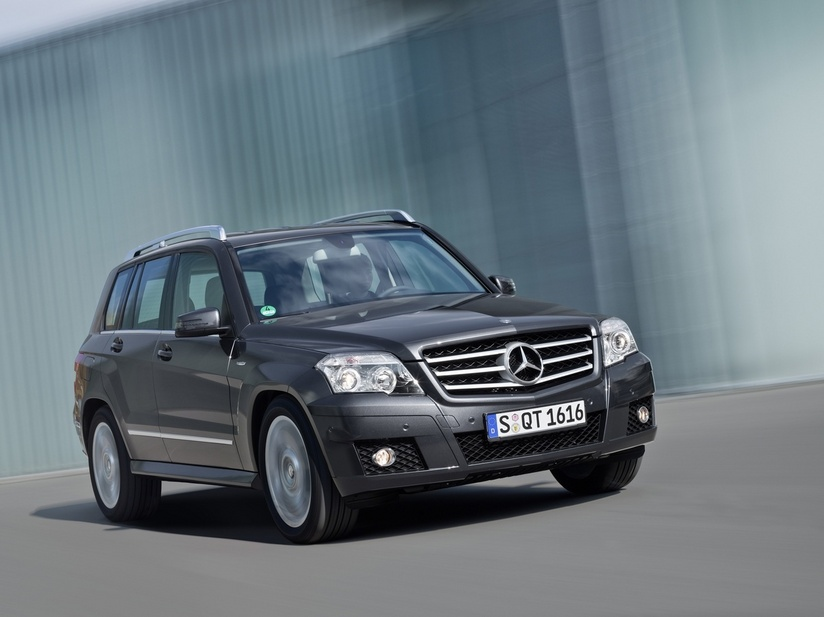 Glk Specs >> Mercedes-Benz GLK 220 CDI 4MATIC BlueEFFICIENCY :: 2 ...