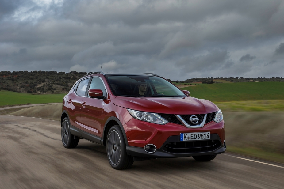 nissan qashqai 1 2 dig t xtronic visia 2 photos. Black Bedroom Furniture Sets. Home Design Ideas